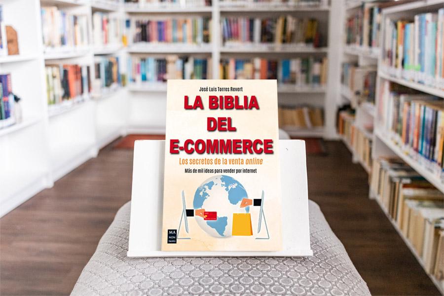 José Luis Torres Revert, autor de La biblia del e-commerce: El confinamiento supuso un empujón para el ecommerce